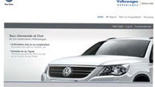Volkswagen crea una web para fidelizar a sus clientes