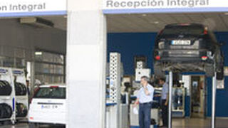 La posventa en los concesionarios caerá el 25% en 2010, según Accenture