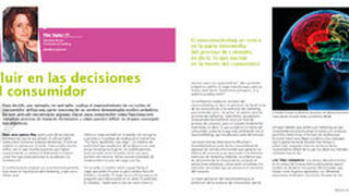 Influir en las decisiones del consumidor