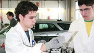La asociación madrileña de talleres, con la inserción laboral de los jóvenes