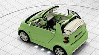 Los coches nuevos, cada vez más pequeños y ecológicos