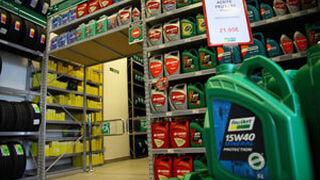 Las ventas de lubricantes descienden el 6,1% entre enero y septiembre