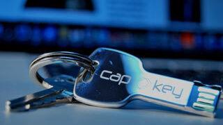 Cap key, el producto informativo del año para el taller es de InfoCap
