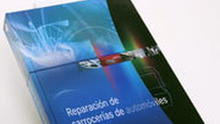Nuevo libro sobre reparación de carrocería de Cesvimap