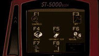 ST-5000 de Brain Bee, diagnosis electrónica para el taller de chapa