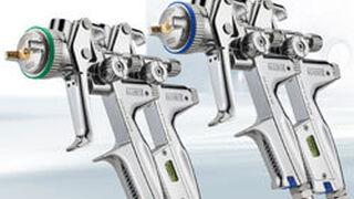 La pistola Satajet 4000 B, lista para su lanzamiento