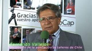 Los talleres chilenos afectados por el terremoto reclaman nuestra ayuda