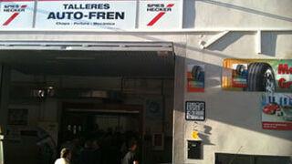 Auto-Fren, nuevo integrante en Madrid del programa para talleres CUI