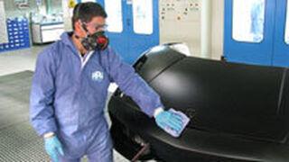 Formación especial para reparación de acabados mates con PPG