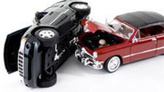 Los accidentes leves descienden el 2% hasta marzo