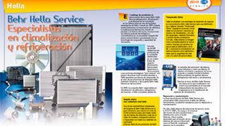 Behr Hella Service, especialistas en climatización y refrigeración