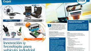 Cojali: innovación y tecnología para vehículo industrial