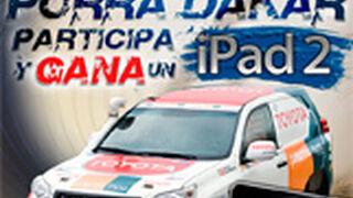 Cooper Tires crea un concurso sobre el Dakar en su Facebook