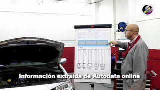 Fallo en el sensor de rail de un Renault Mégane 1.5 dCi
