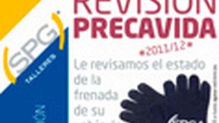 """SPG promueve una """"revisión precavida"""" en su promoción de invierno"""