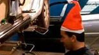 Taller Auto Carrascosa felicita la Navidad con un vídeo