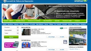 Reparamelo.com, buscador que anuncia talleres y sus servicios