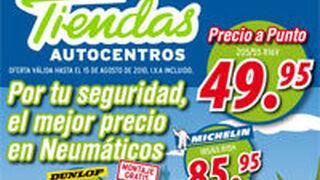 Tiendas A. pierde la letra 'A' de su logotipo