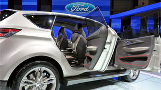 Ford desarrolla un protector de puertas contra abolladuras y arañazos