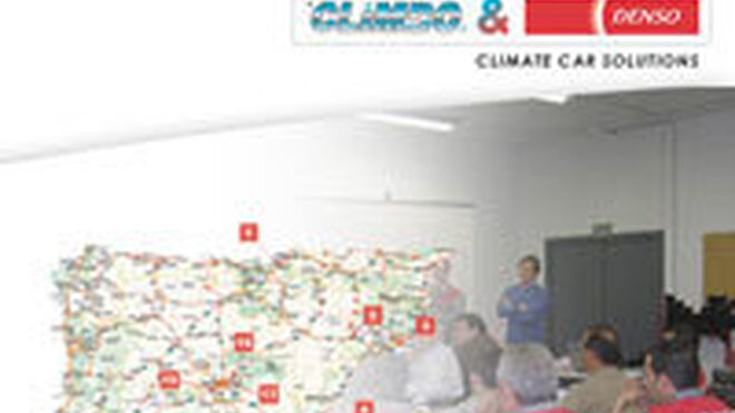 Los talleres de la red Climbo&Denso certifican la calidad de su trabajo