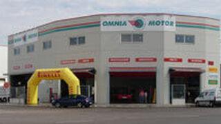 Los talleres de la red Omnia Motor renuevan su imagen
