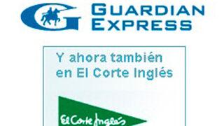 Guardian Express abrirá talleres en los aparcamientos de El Corte Inglés