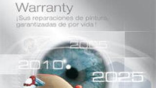 R-M promociona Warranty, garantía de por vida para reparaciones de pintura
