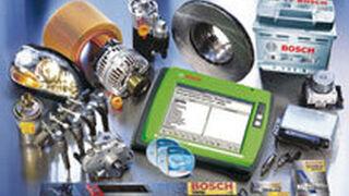 Bosch regala recambios por la compra de equipos para taller