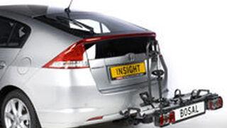 Bosal amplía su gama de portabicicletas para vehículos híbridos