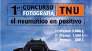 TNU premia con 3.000 euros la mejor foto de un neumático