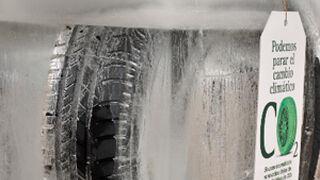 Insa Turbo promueve el uso de neumáticos reciclados y conciencia sobre el cambio climático
