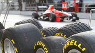 Pirelli, proveedor único de neumáticos de Fórmula 1 entre 2011 y 2013