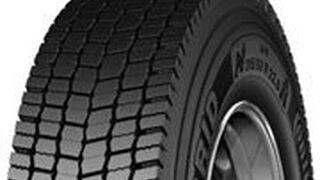 HD Hybrid, el neumático inteligente de Continental para camión