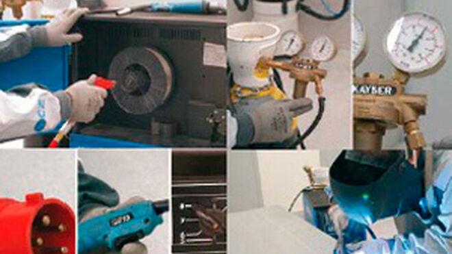 Cómo poner a punto una máquina de soldadura MIG/MAG