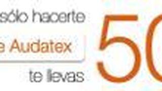 Audatex ofrece 50 euros de descuento a los talleres que le sigan en Facebook