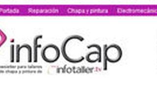 Número 0 de InfoCap Chapa y Pintura, el primer eNewsletter de carrocería