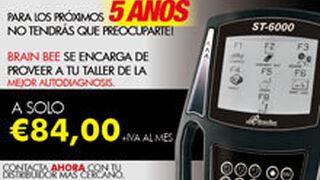 Una máquina de diagnosis de Brain Bee por 84 euros al mes