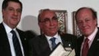 Homenaje a Antonio Cintado, precursor de la redes multimarca TAA 2000 y EuroTaller