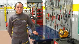 La red Cristalbox estrena taller en la provincia de Zaragoza