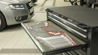 La posventa en el concesionario Audi más grande de Europa