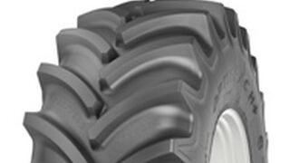 Goodyear presenta un nuevo tamaño de neumáticos para cosechadoras