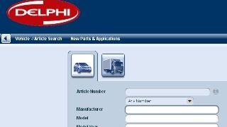 Delphi presenta su nuevo catálogo electrónico WebCat