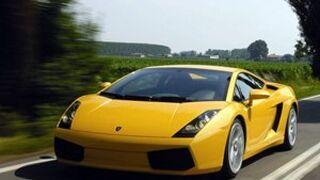 Mándanos tu mensaje y conduce un Lamborghini Gallardo