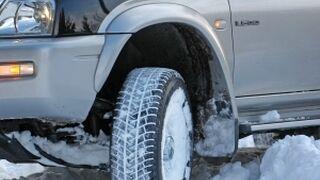 Michelin muestra las ventajas del neumático de invierno