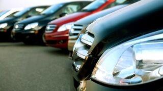 La flota de vehículos renting desciende el 4,2% en 2011