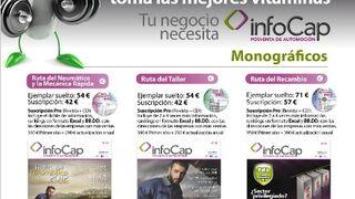 Suscríbete ya a los Monográficos y Manuales de InfoCap