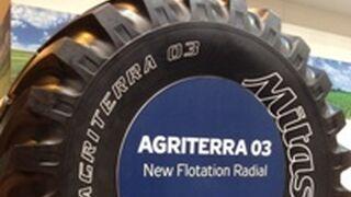 Mitas presenta su nuevo neumático CHO en Zaragoza