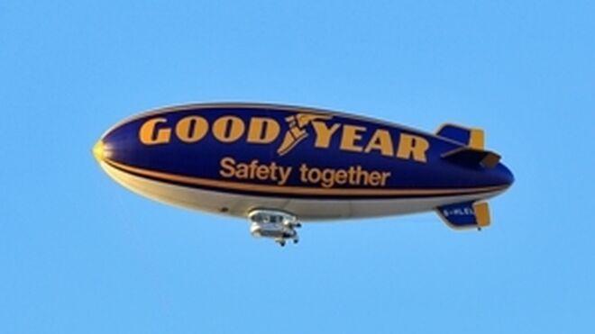 Goodyear aumentó sus ventas el 21% en 2011