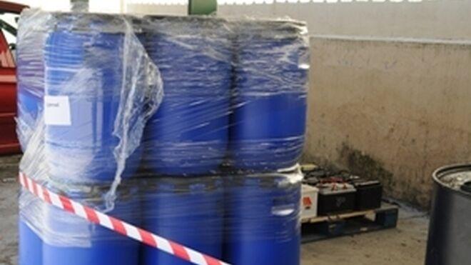 Campaña medioambiental en los talleres de Castellón