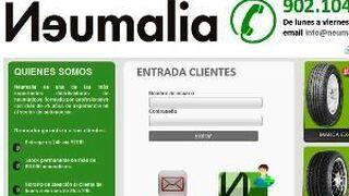 Neumalia actualiza su página web